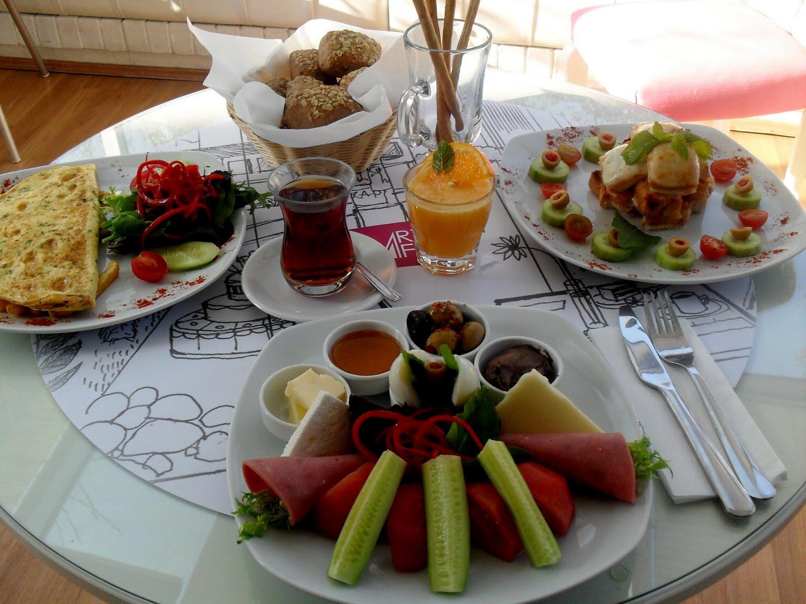Mutfakta Kahvaltı Keyfi